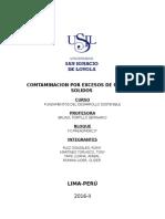 Contaminacion Por Exceso de Residuo Solido 1111