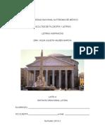 Cuadernillo 2014 2 Latin IV