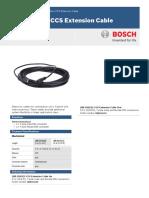 LBB 3316 CCS Extension Cable