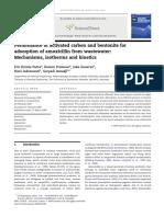 Basic Document PZC, Oxidic Groups, Surface Area, PSD Methodology