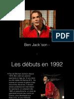 Dossier Presse - BEN JACK'SON A TAHITI