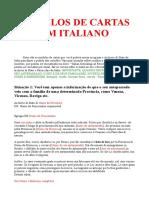 Modelo Solicitacao Paroquia e Arquivo de Estado (italiano)