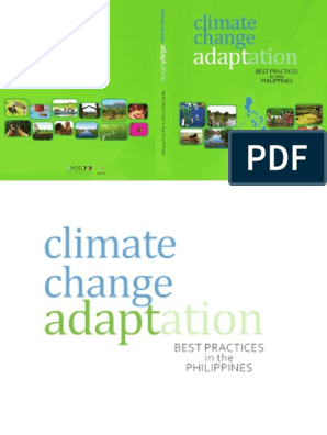 Climate Change Adaptation Best Practices in the Philippines