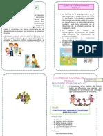 construyendo una imagen positiva en nuestros hijos