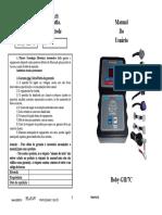 Manual Boby_GII RevB70100754718
