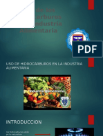 biologia hidrocarburos