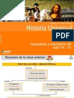 Clase 20 Imperialismo y Colonialismo Del Siglo XIX - XX