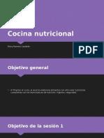 Cocina Nutricional