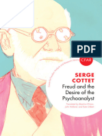 Cottet - Freud and the Desire of the Psychoanalyst (2012)