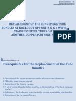 REL-PPT-KNPP Modernization Condenser En