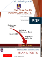 Pendekatan Islam Dalam Pembangunan Politik 2