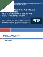 Presentasi FSTPT 18 - Willy