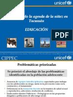Construyendo la agenda de la niñez en Tucumán