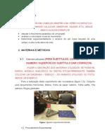 Modelo de Relatório - Física Geral