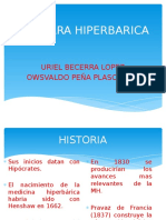 Camara Hiperbarica