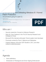 D2 01 Andrea Allievi Win8.1 Patch Protections