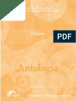 Antologia Ciencias I