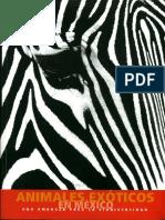 Animales exóticos en México una amenaza para la biodiversidad.pdf