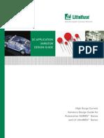 Littelfuse Varistor DC Application Varistor Design Guide.pdf