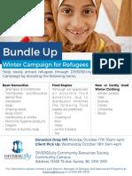 bundle up campaign 2016