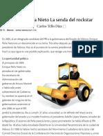 Enrique Peña Nieto La senda del rockstar | Nexos