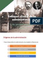 Tema 5 Enfoque Clásico de La Administración