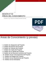 2. Areas Del Conocimiento