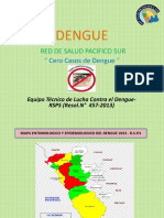 Dengue Rsps 2013. Minsa