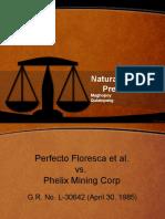 Nat Law Floresca vs Philex