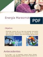 E. Mareomotriz