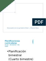5 Plan Bimestral 4 3ro Primaria
