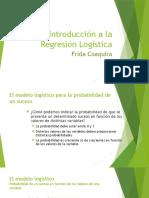 Introducción a La Regresión Logística