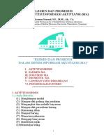 3.Materi Kuliah SIA-P.3-Elemen Dan Prosedur Dlm SIA