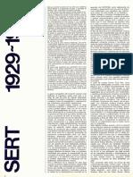 Plan Regulador de Chimbote - Jose Luis Sert