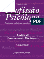 Profissão Psicologo