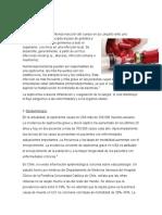 Septicemia Defin y Epid