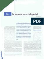Valadier - La Persona en Su Indignidad (1)