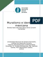 Muralismo e Identidad Mexicana FINAL