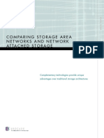 Comparing Storage Area Networks and Network Attached Storage Brocade