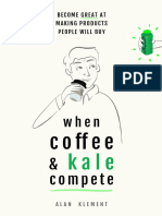 When Coffee and Kale Compete - Alan Klement