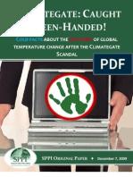 Monckton-Caught Green-Handed Climate Gate Scandal