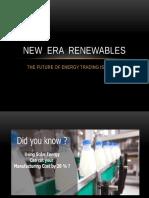 New Era Renewables