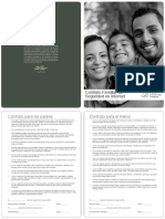 Family Online Safety Contract Hispanic