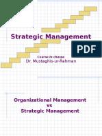 Strategic Management slides of thompson