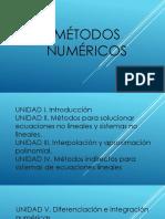 Métodos numéricos 0