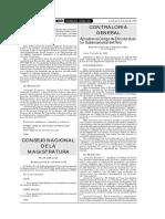 Código de Ética de Auditor Gubernamental