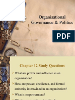 organisational governance
