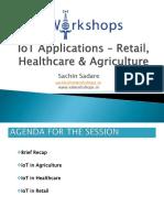 4. IoT Applications