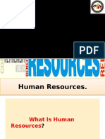 Human Resources (Part 1)
