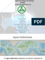 Aguas Subterranea 2do Parcial